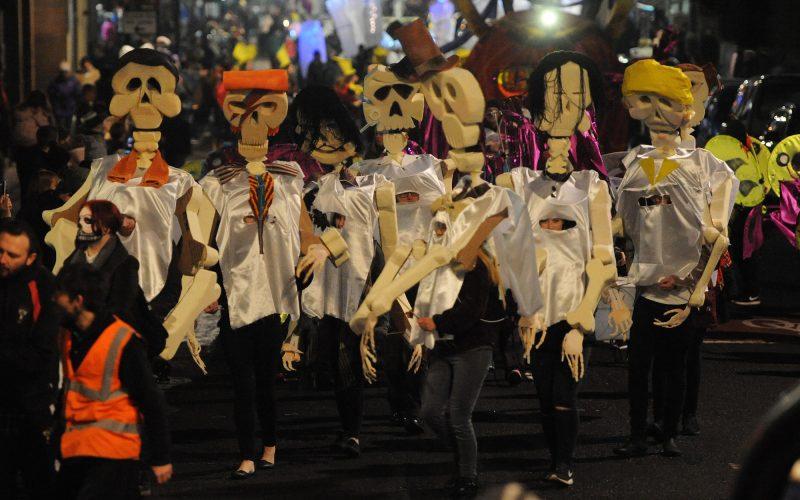 Dead Famous Carnival