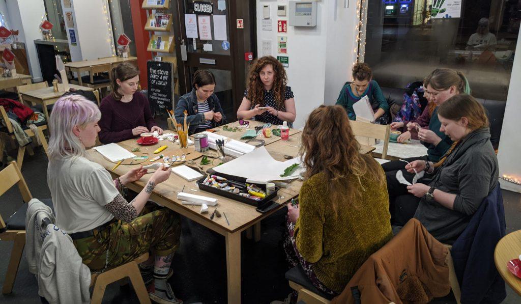 Open Studio Model Making Workshop